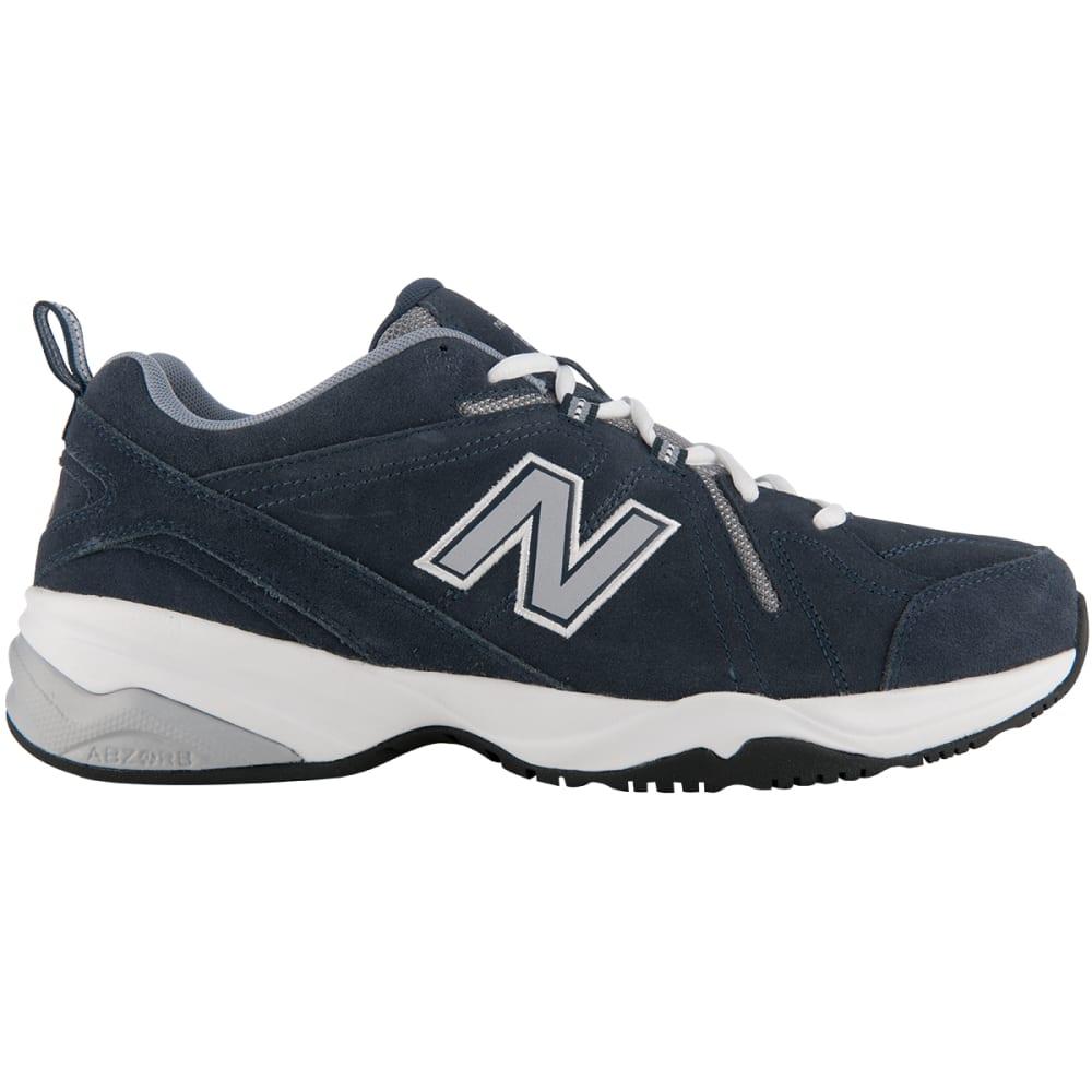 NEW BALANCE Men's 608v4 Sneakers, 4E Width - NAVY