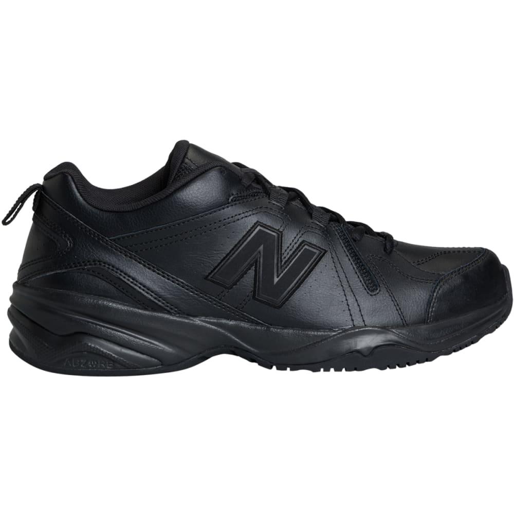 New Balance Men's 608V4 Sneakers, 4E Width - Black, 8.5