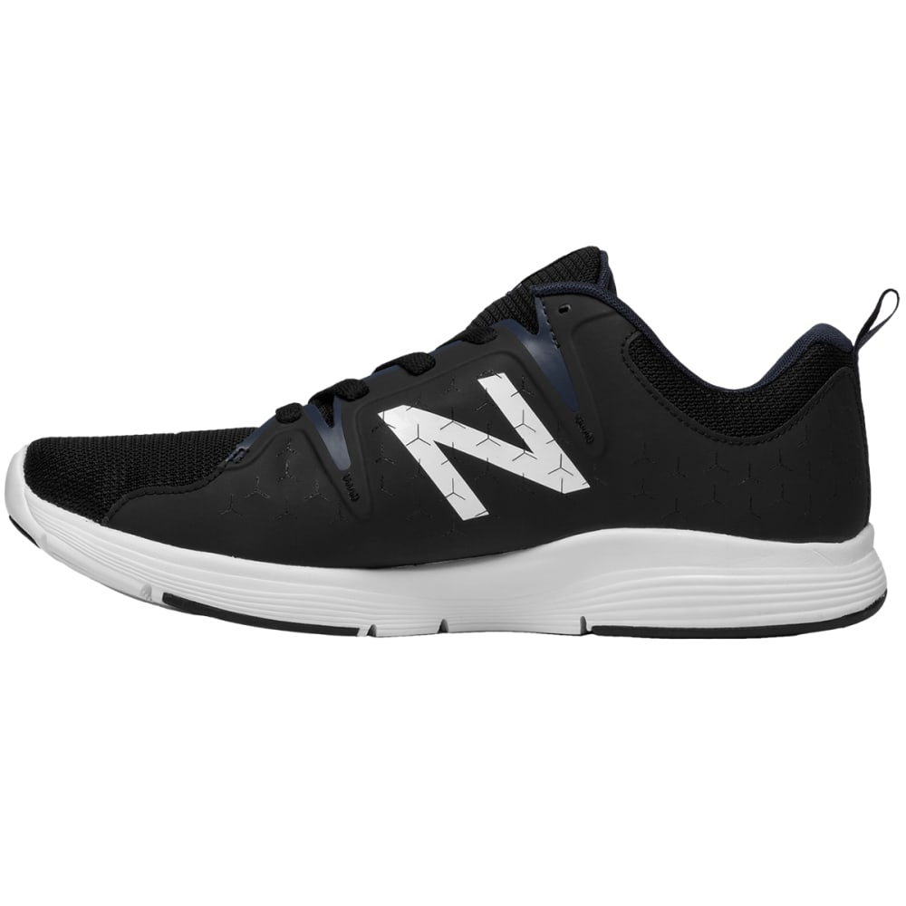 NEW BALANCE Men's 818 Training Shoes - BLACK/WHITE