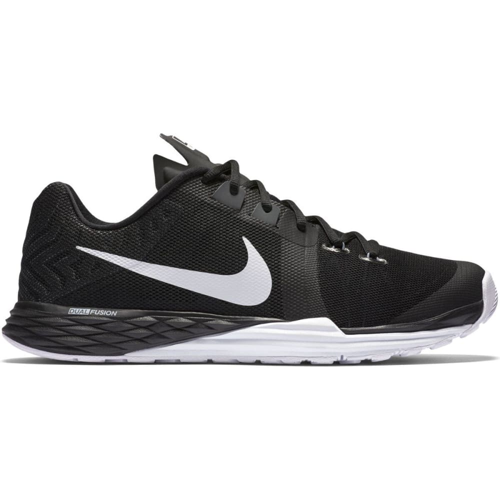 NIKE Men's Train Prime Iron Dual Fusion Training Shoes - BLACK