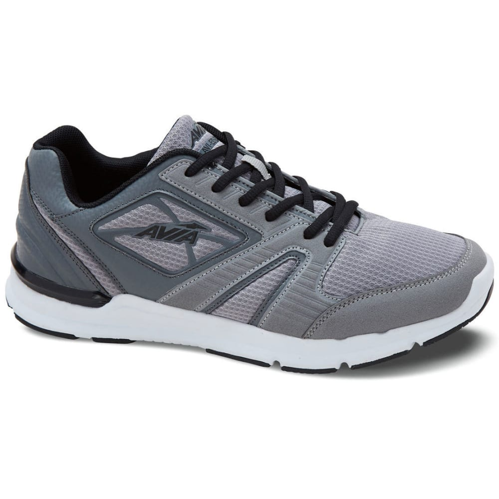 AVIA Men's Avi-Edge Cross Trainer Sneakers, Wide - FROSTED GREY