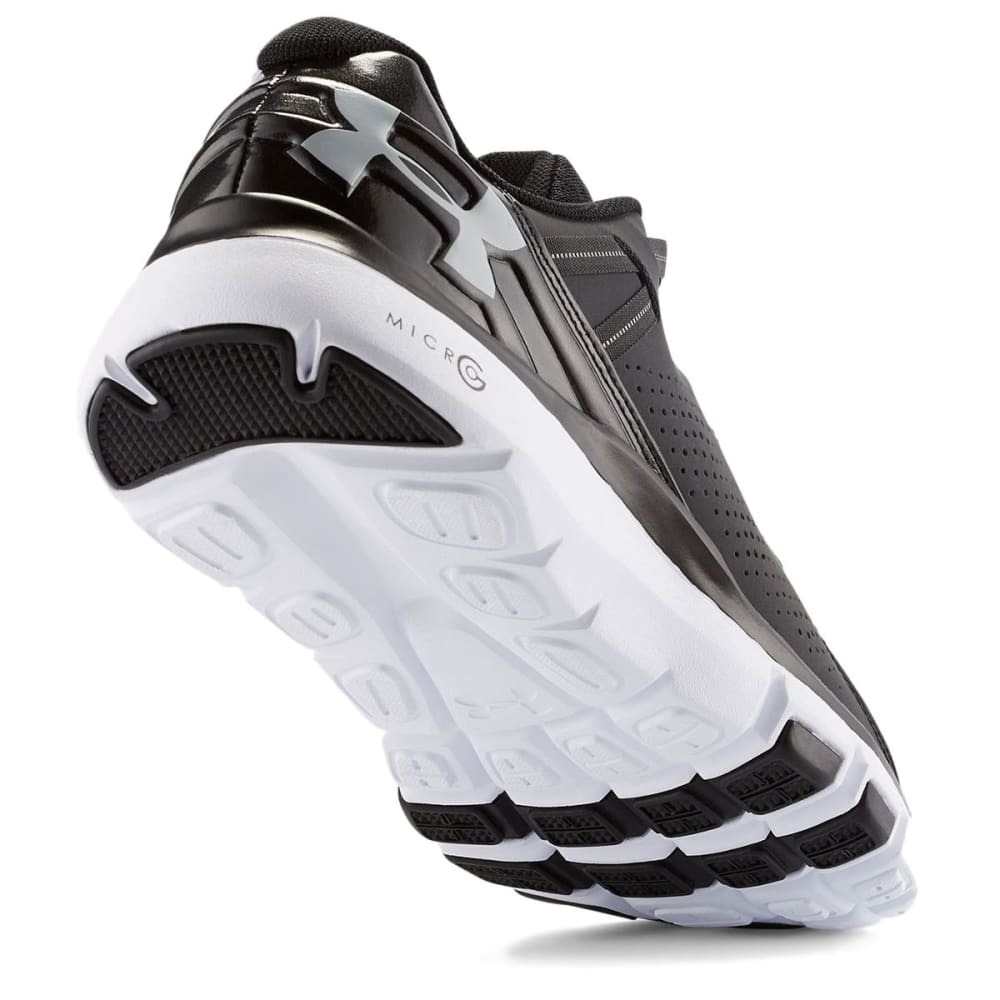 UNDER ARMOUR Men's Micro G® Limitless Training Sneakers - BLACK/WHITE