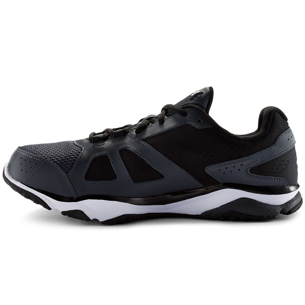 UNDER ARMOUR Men's Micro G® Strive V Training Sneakers, Wide - LEAD/BLACK