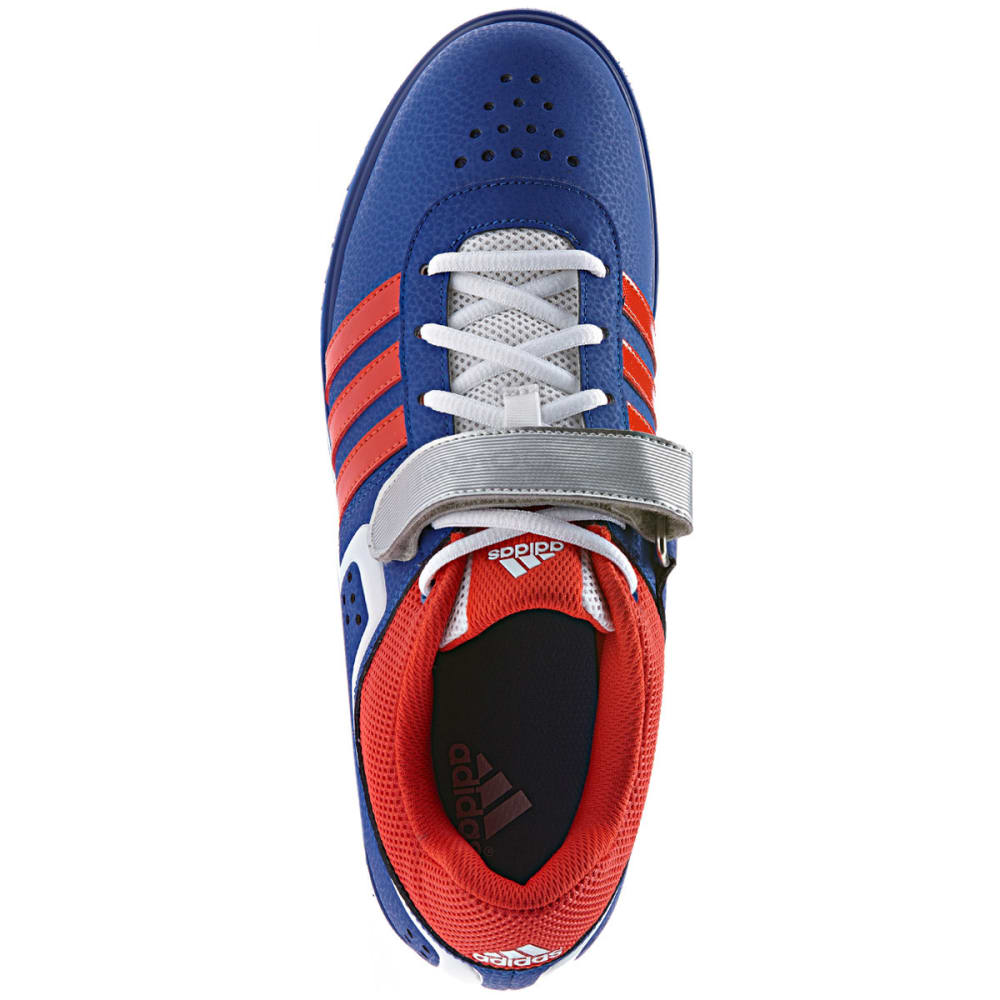 ADIDAS Men's Powerlift 2.0 Shoes - BLUE/RED
