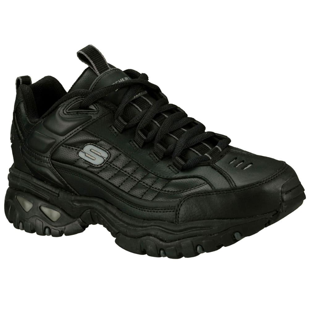 SKECHERS Men's Energy Afterburn Shoes, Medium Width 6.5