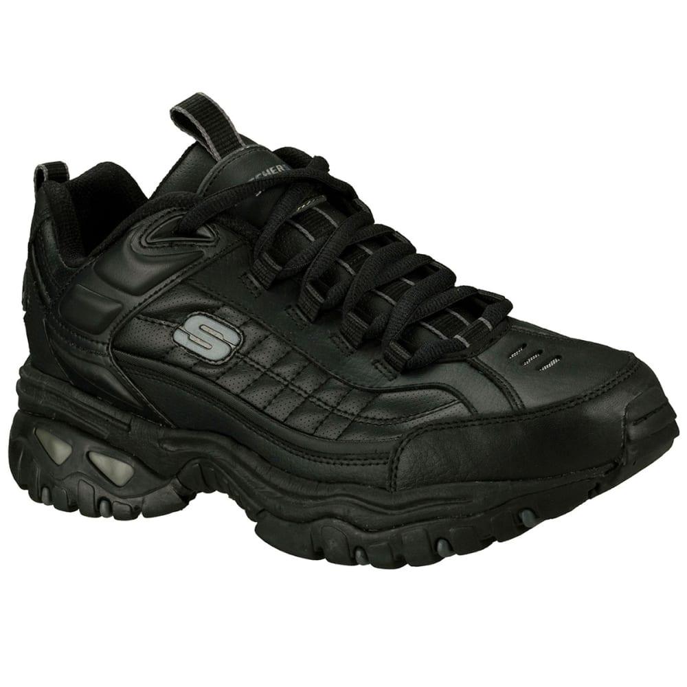 SKECHERS Men's Energy Afterburn Shoes, Wide Width 8
