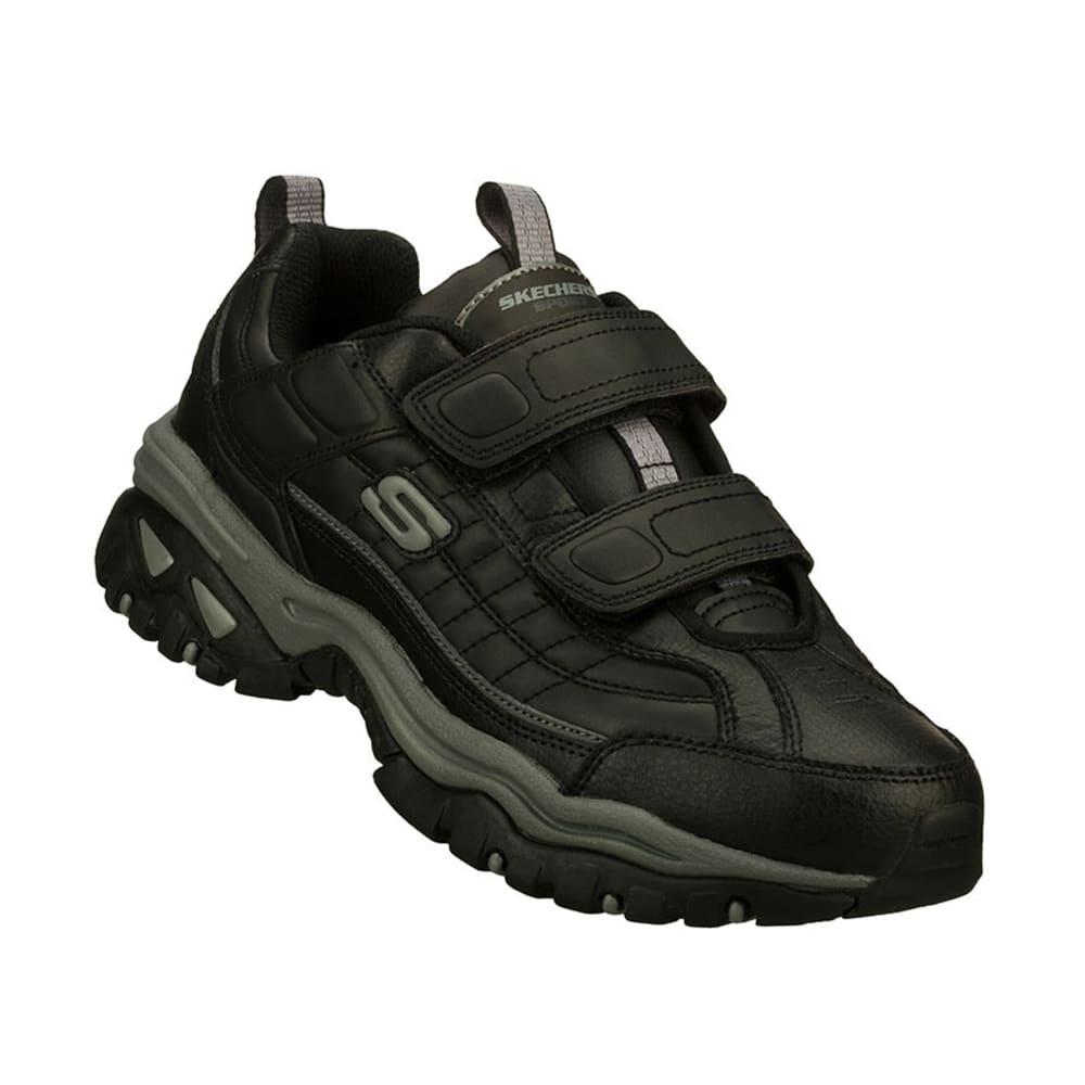 SKECHERS Men's Energy Velcro Walking Shoes, Wide Bob's Stores
