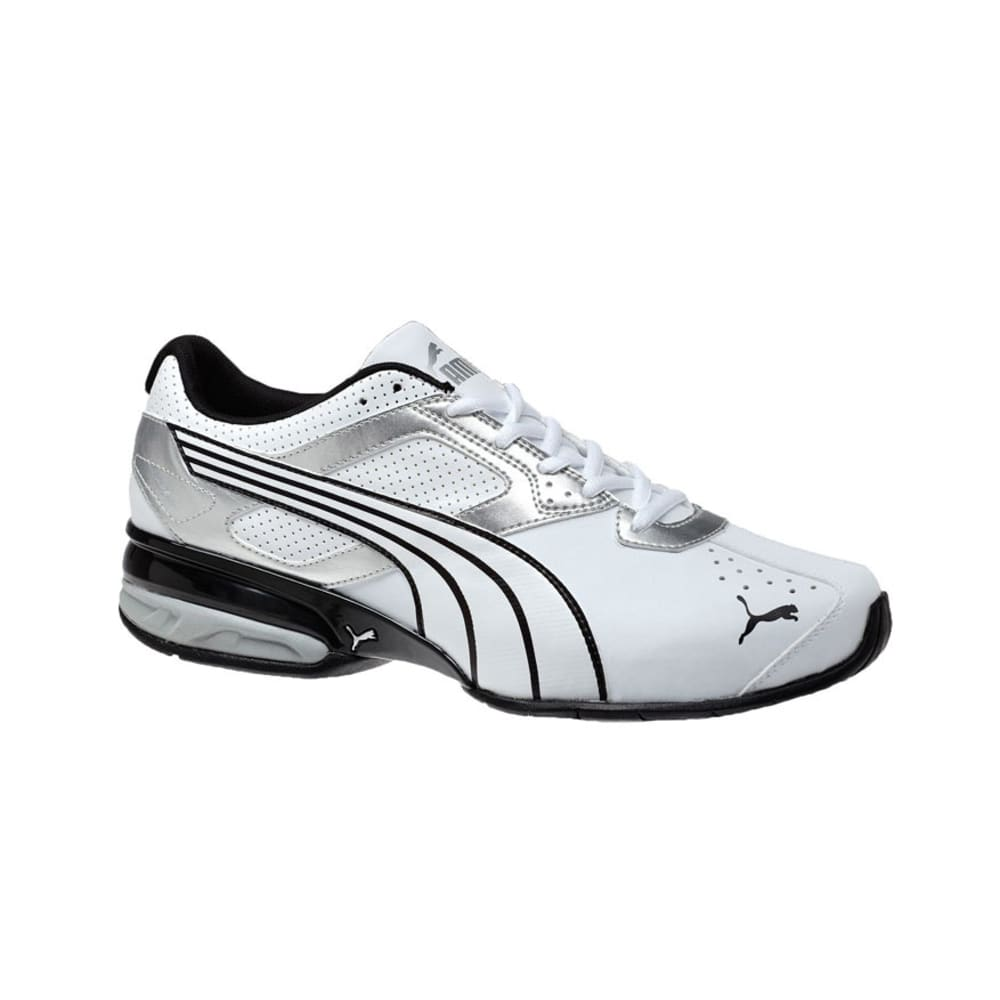 PUMA Men's Tazon 5 Shoes - WHITE