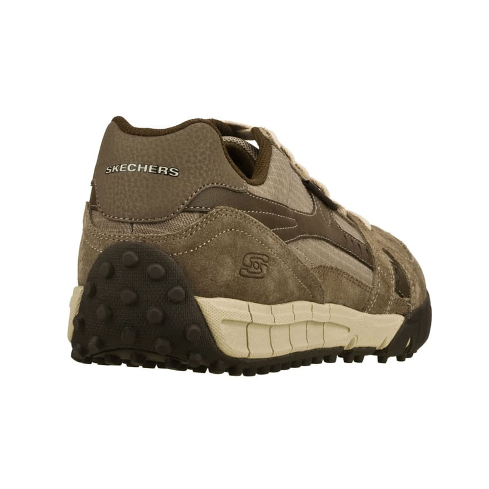 SKECHERS Men's Relaxed Fit Floater Shoes - TAUPE