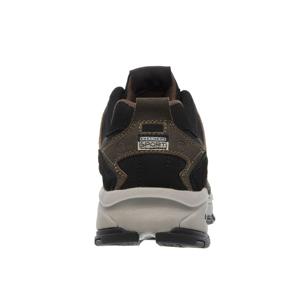 SKECHERS Men's Vigor 2.0 Trait Shoes - Wide - BROWN