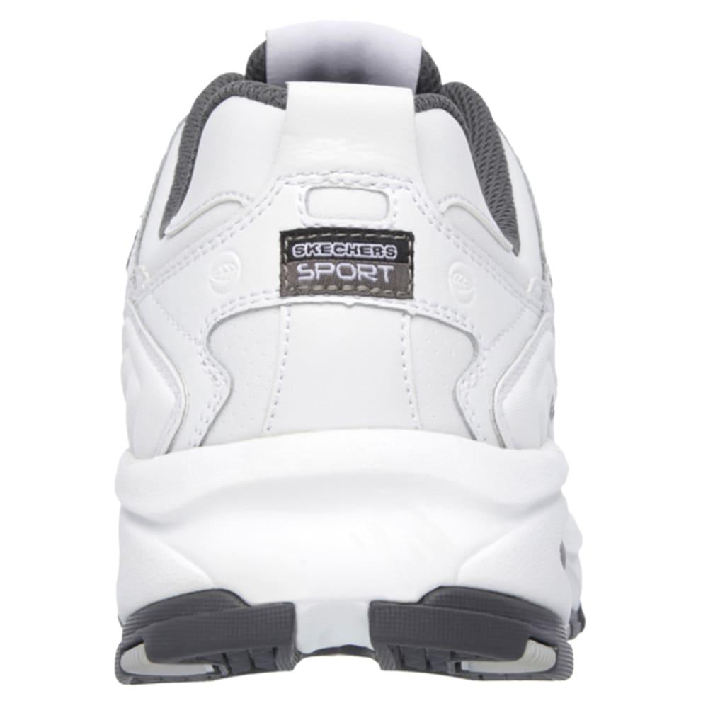 SKECHERS Men's Vigor 2.0-Serpentine Shoes - WHITE