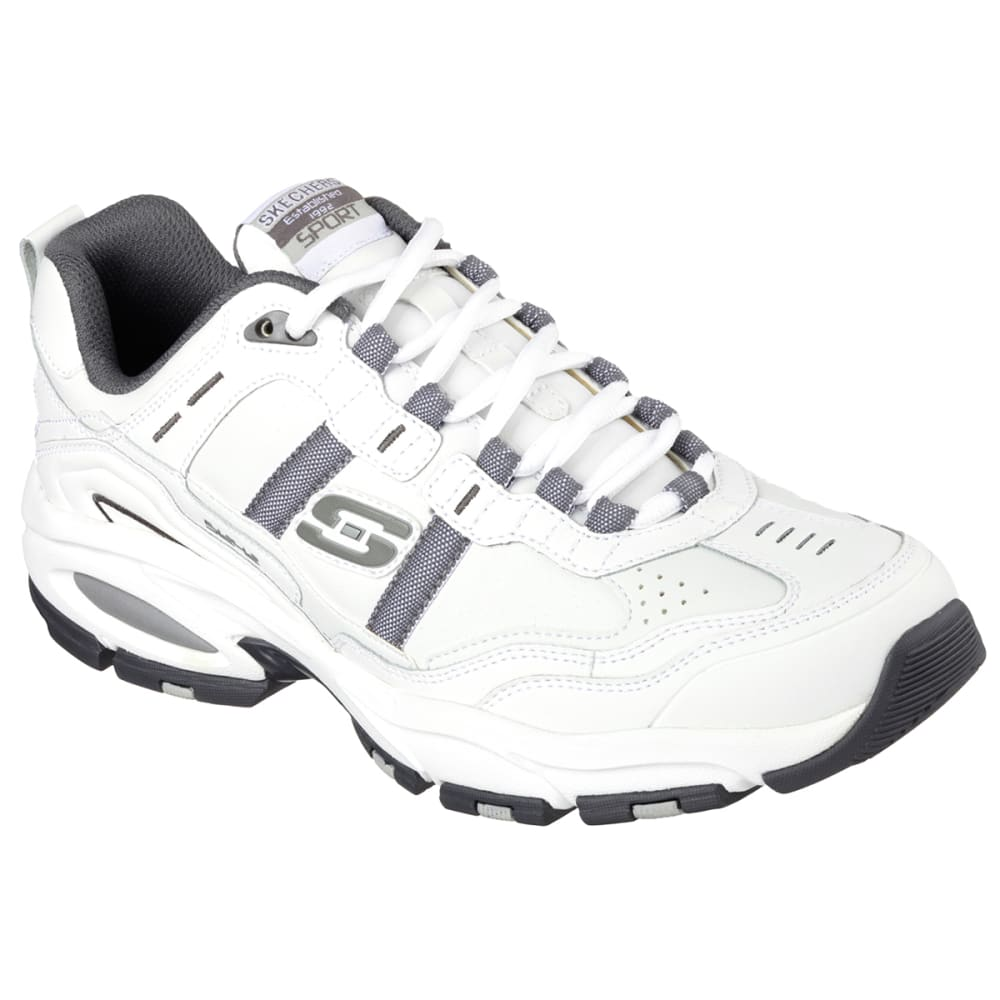 SKECHERS Men's Vigor 2.0–Serpentine Shoes - WHITE
