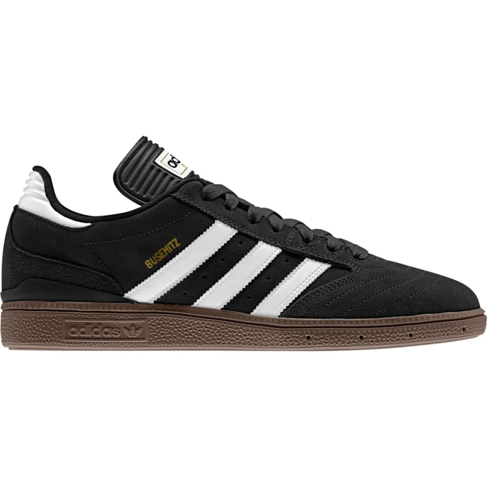 Adidas Men's Busenitz Shoes - Black, 10