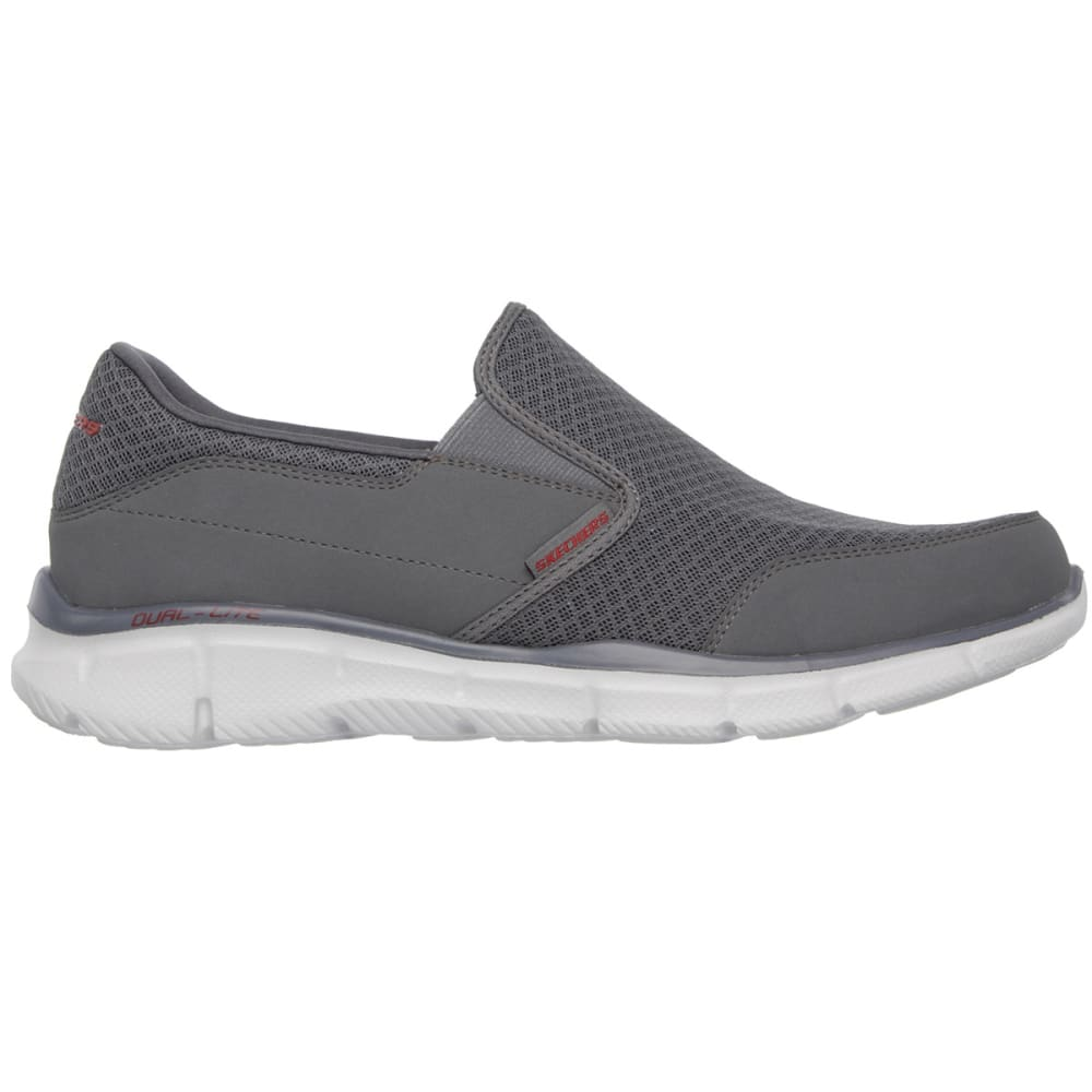 SKECHERS Men's Equalizer Persistent Sneakers - CHARCOAL
