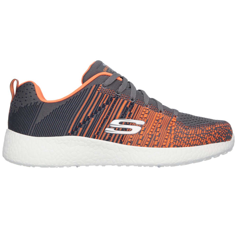 SKECHERS Men's Energy Burst Sneakers - CHARCOAL