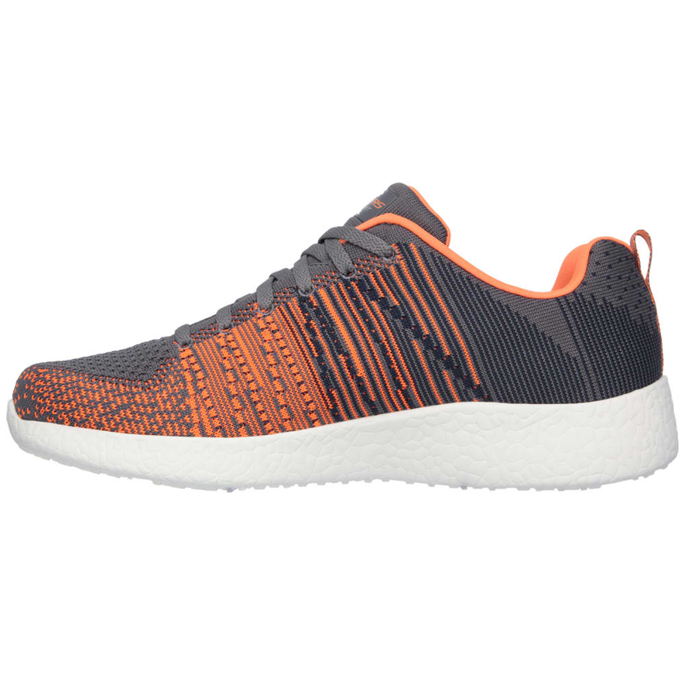 SKECHERS Men's Energy Burst Sneakers - CHARCOAL