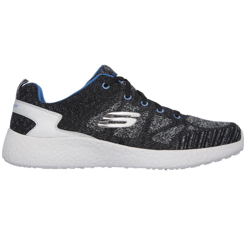 SKECHERS Men's Energy Burst Sneakers - BLACK/BLUE