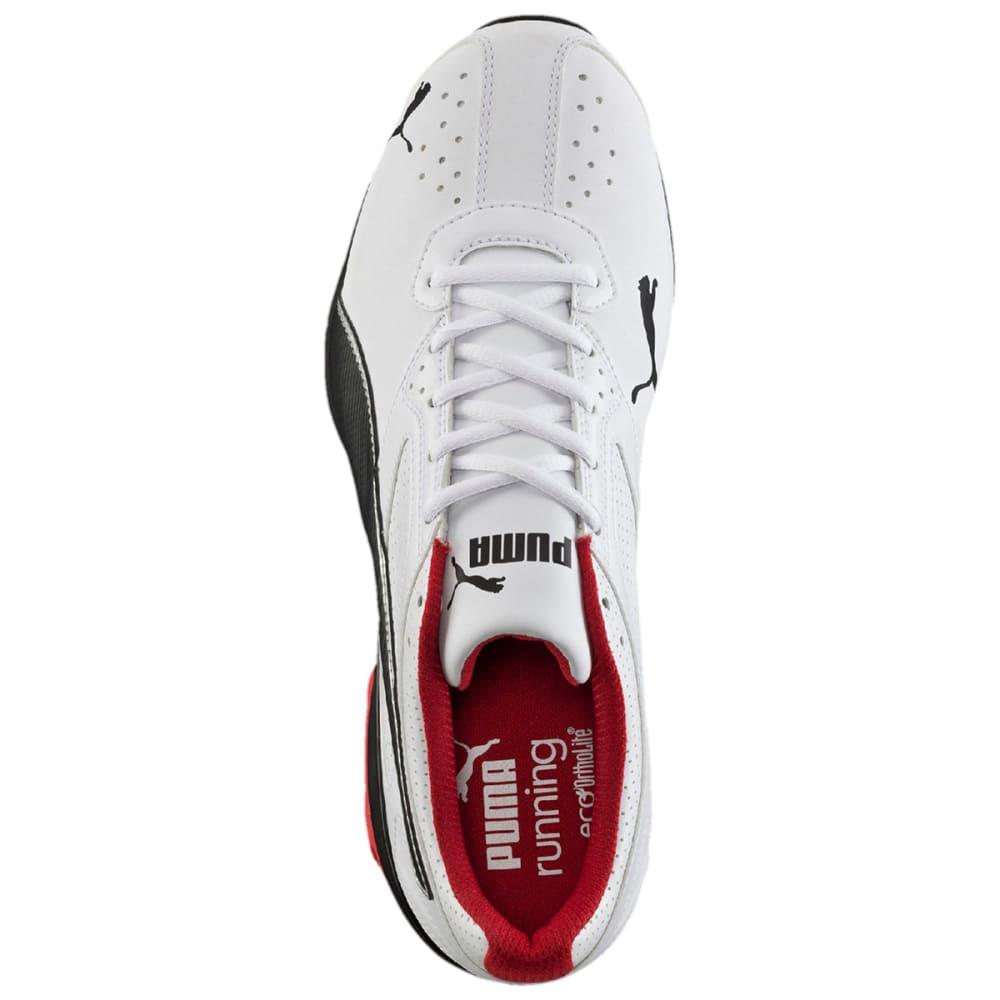 PUMA Men's Tazon 6 Running Shoes - WHITE