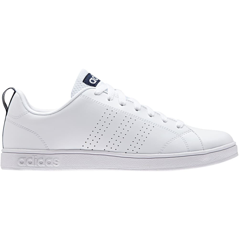 ADIDAS Men's Advantage Clean VS Sneakers - WHITE