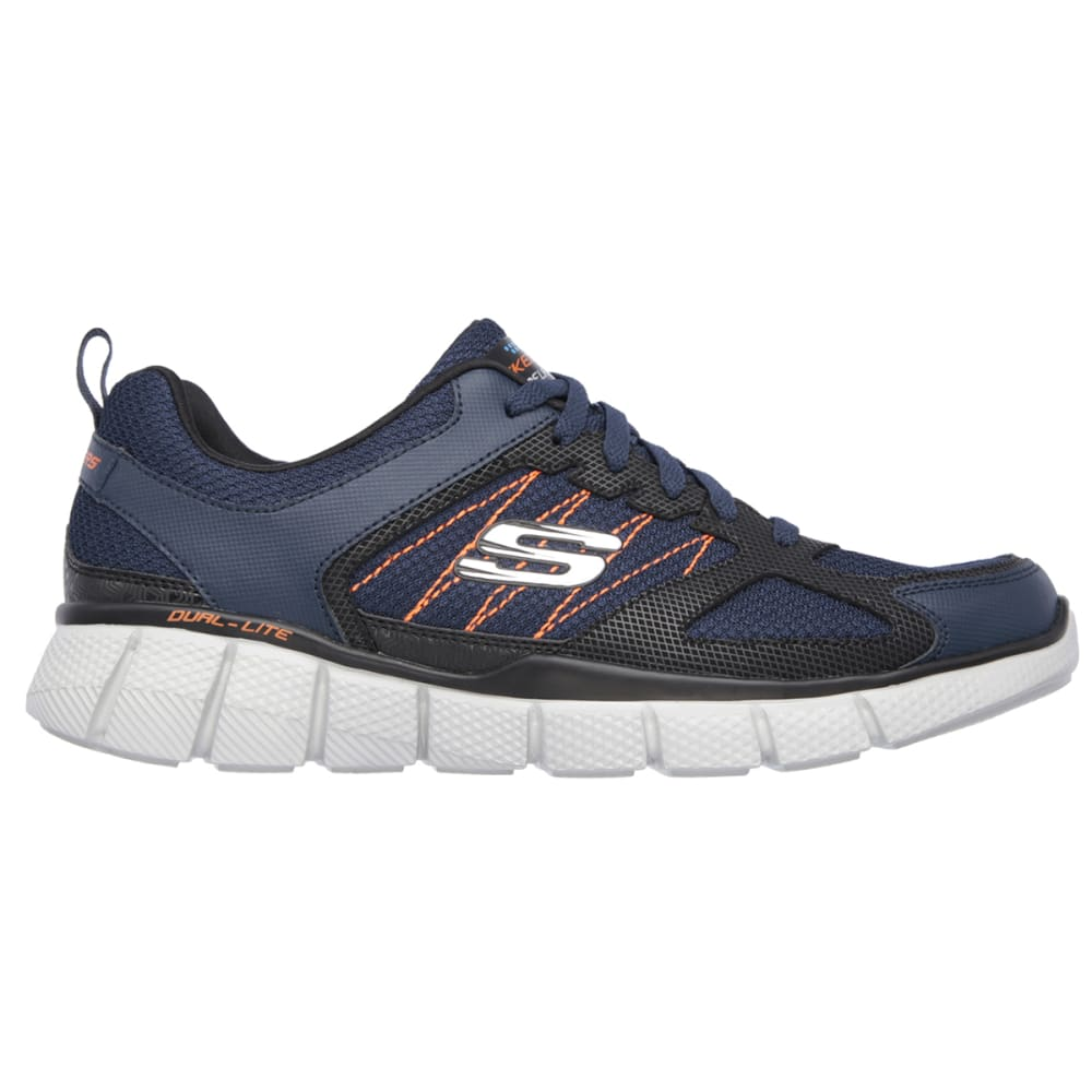 SKECHERS Men's Equalizer 2.0- On Track Sneakers - BLUE