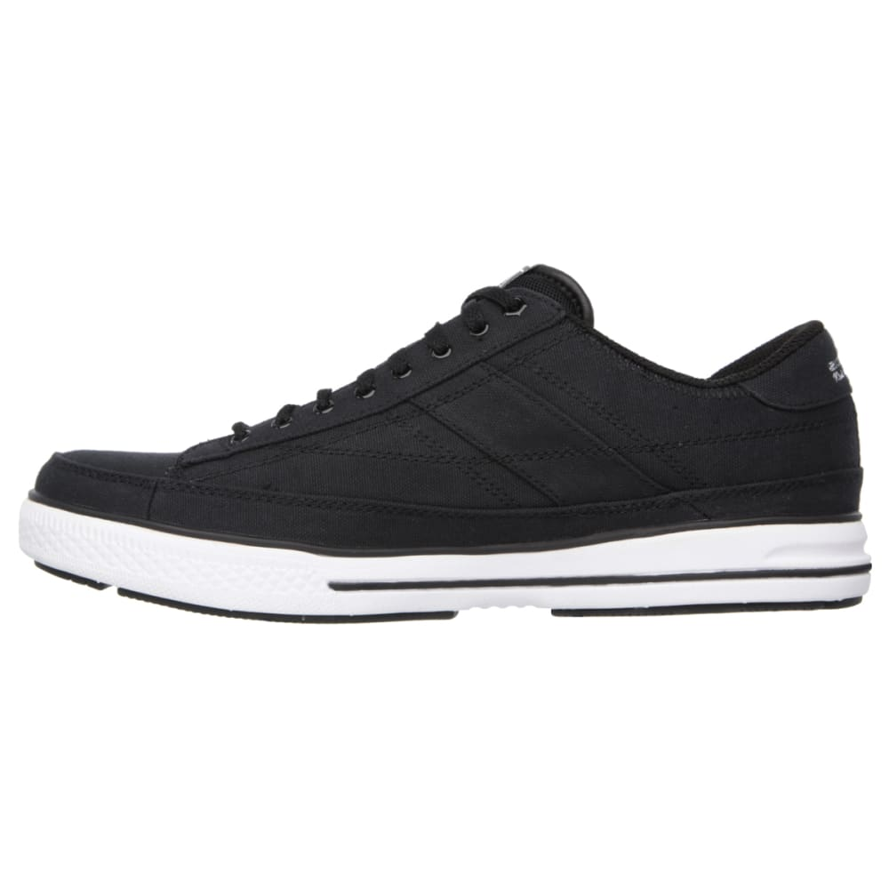 SKECHERS Men's Arcade Chat Memory Foam Sneakers - BLACK