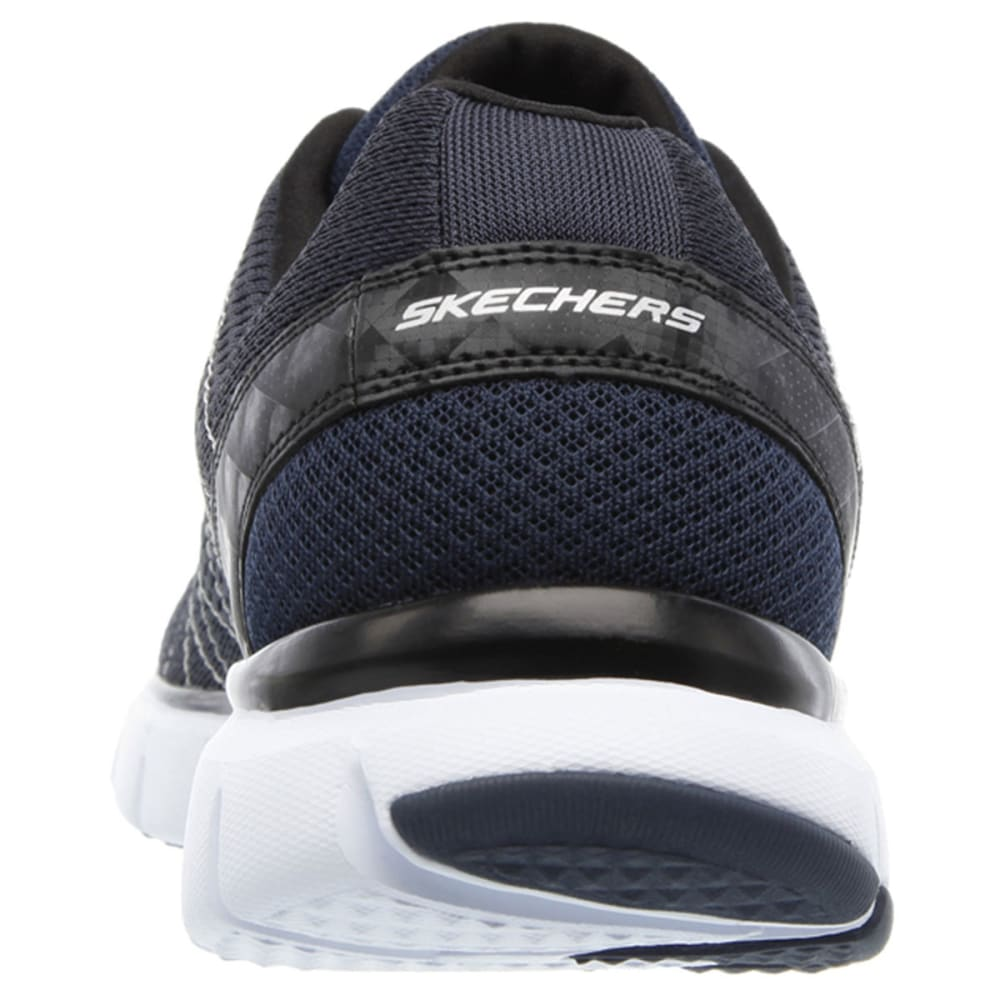 SKECHERS Men's Sketch Flex Running Shoes - ANCHOR BLUE