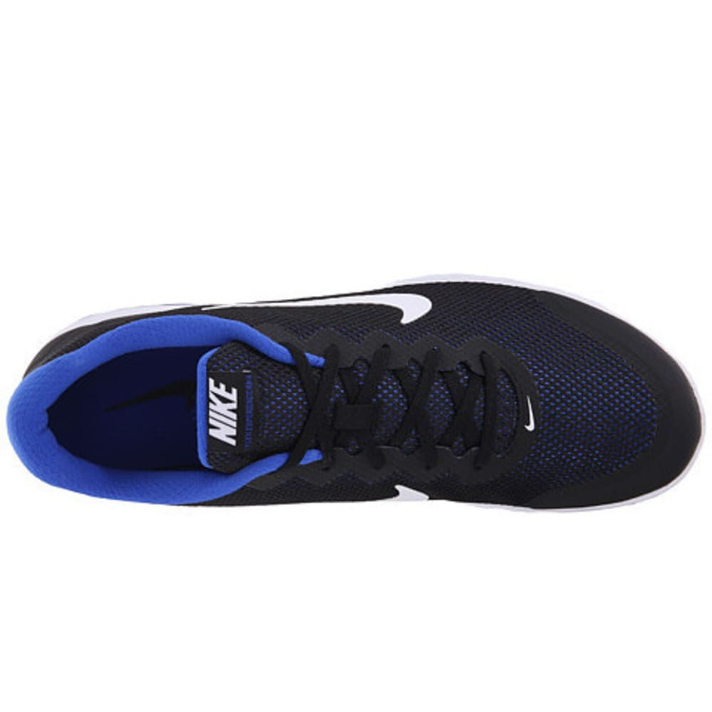 NIKE Men's Flex Experience 4 Running Shoes - BLACK