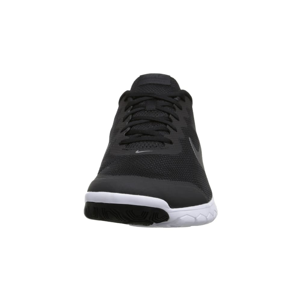 NIKE Men's Flex Experience 4 Running Shoes - BLACK/WHITE