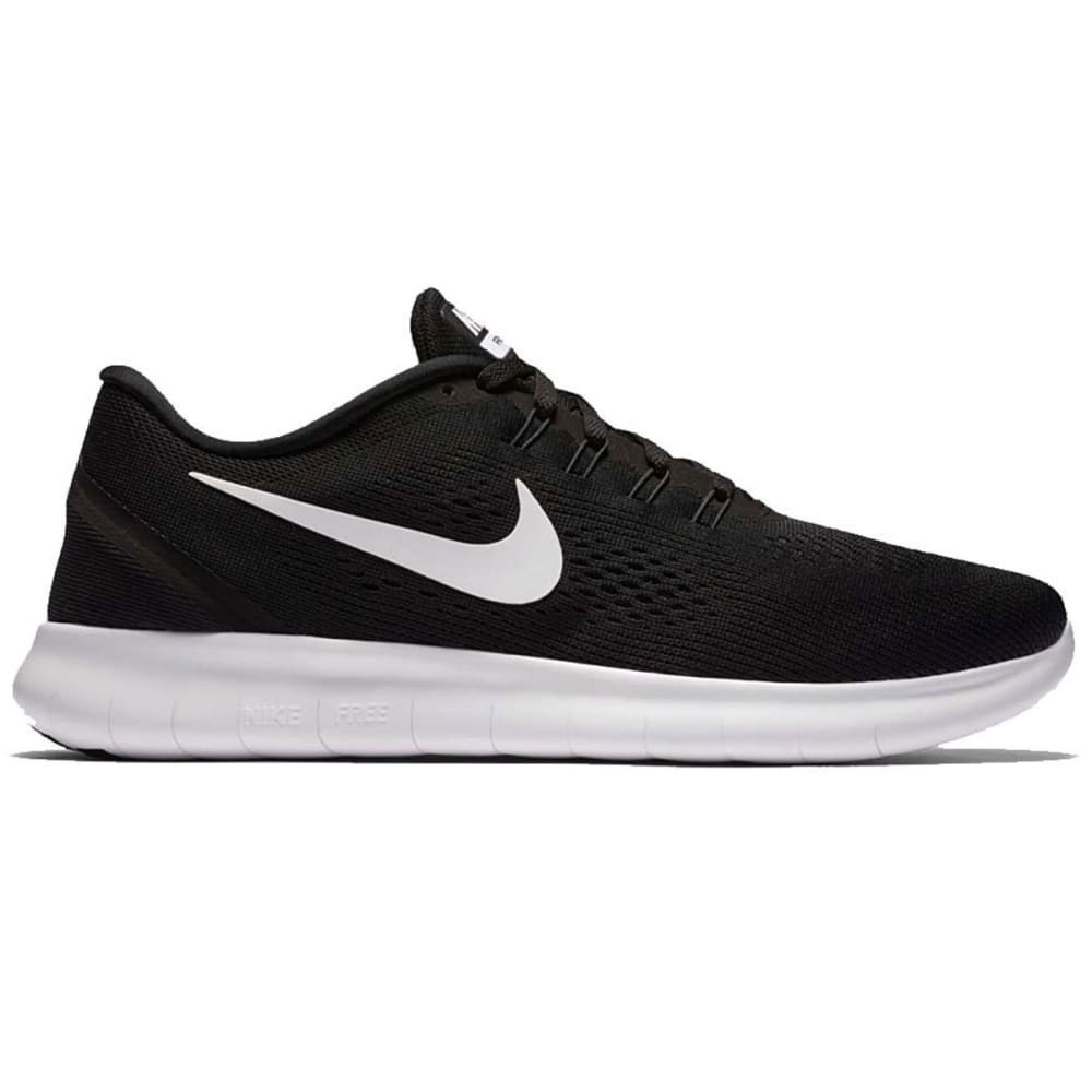 NIKE Men's Free RN Running Shoes - BLACK