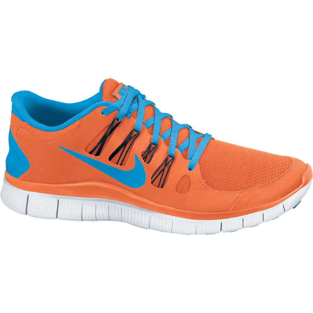NIKE Men's Free 5.0 Running Shoes - TANDORI
