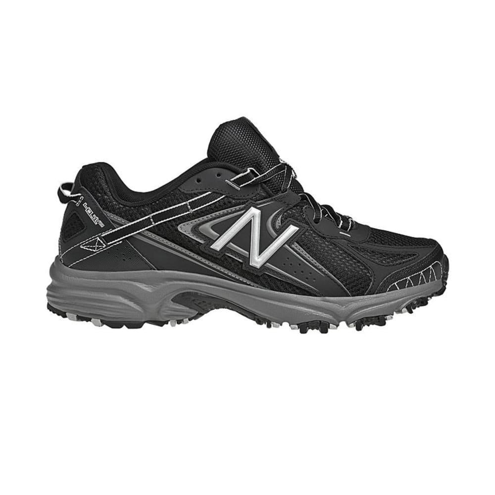 NEW BALANCE Men's MT411BS2 Trail Running Shoes, Wide Width 4E - BLACK