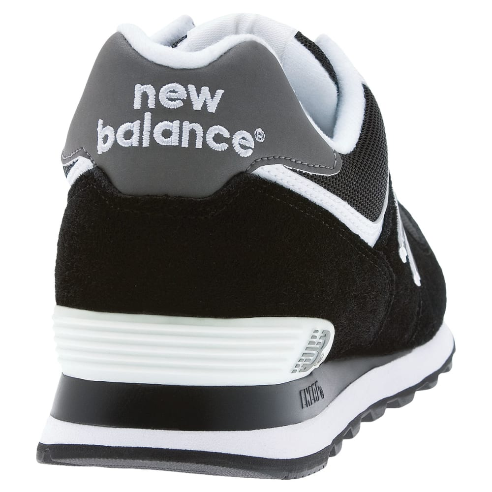NEW BALANCE Men's 574 Shoes - BLACK