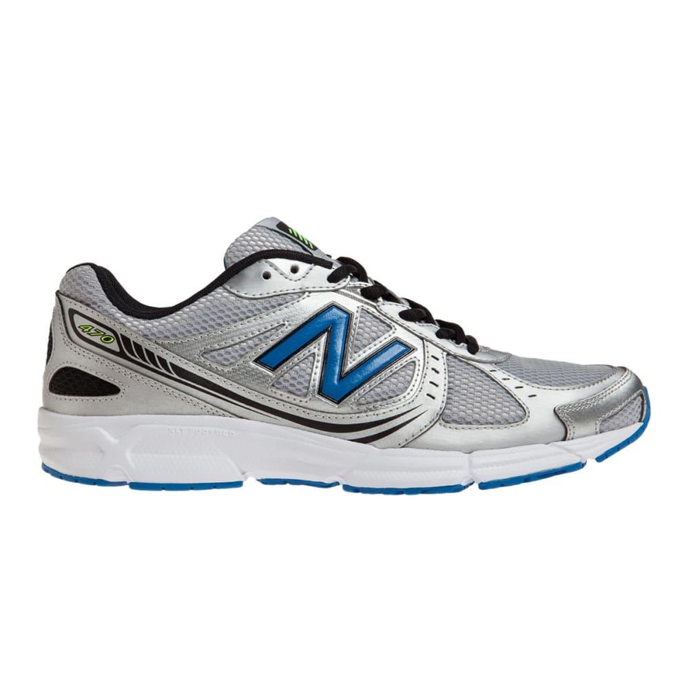 NEW BALANCE Men's 470 Shoes, D Width - SILVER