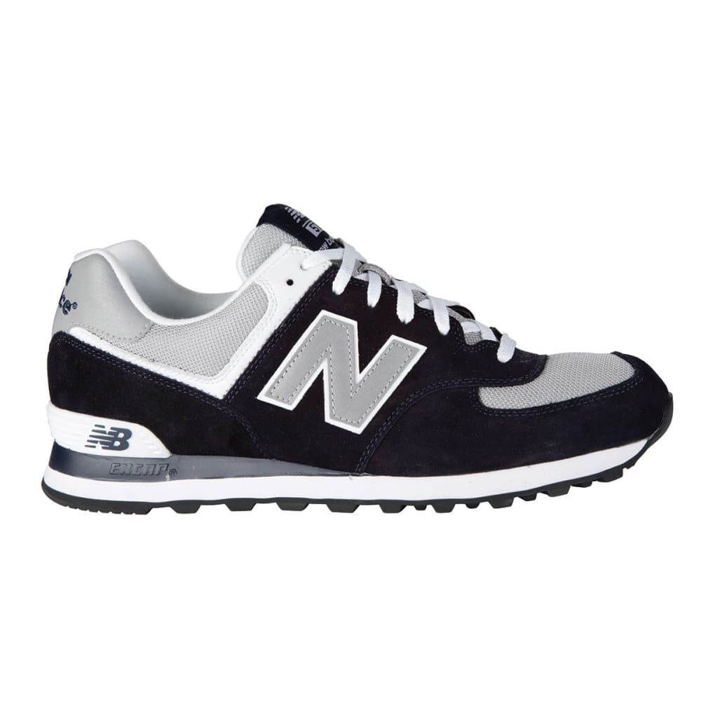 NEW BALANCE Men's 574 Jogger Shoes - NAVY