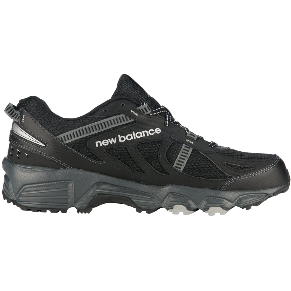 NEW BALANCE Men's MT410 Trail Sneakers - BLACK