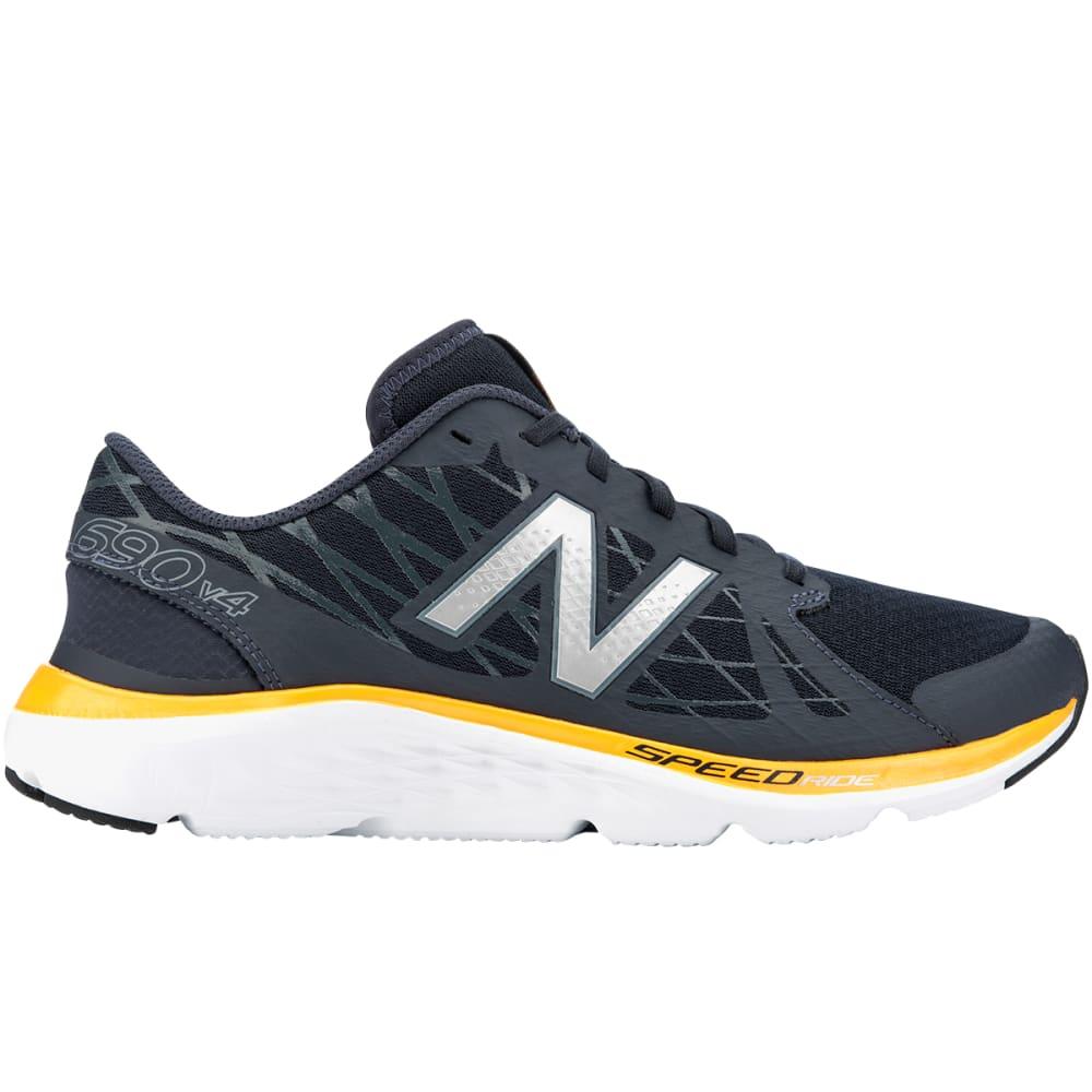NEW BALANCE Men's 690v4 Running Sneakers - BLUE