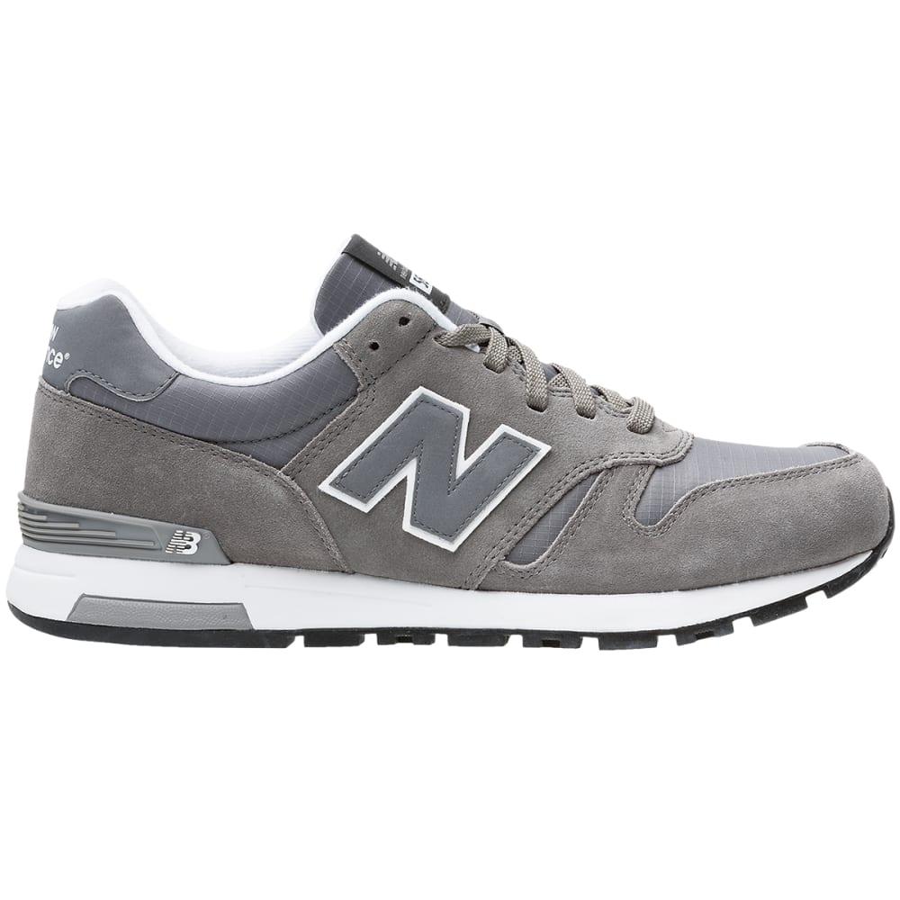NEW BALANCE Men's 565 Suede Shoes - GREY SUEDE