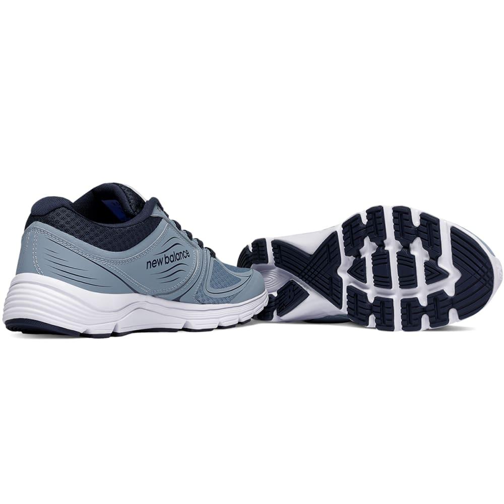 NEW BALANCE Men's 575v2 Running Shoes - GREY/NAVY MEDIUM