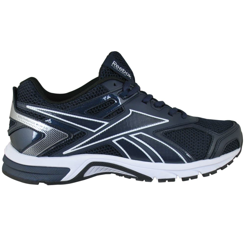REEBOK Men's Quickchase Run Sneakers - NAVY