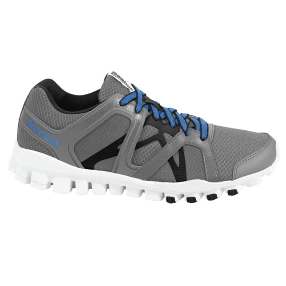 REEBOK Men's Realflex Train 2.0 Running Sneakers - GREY