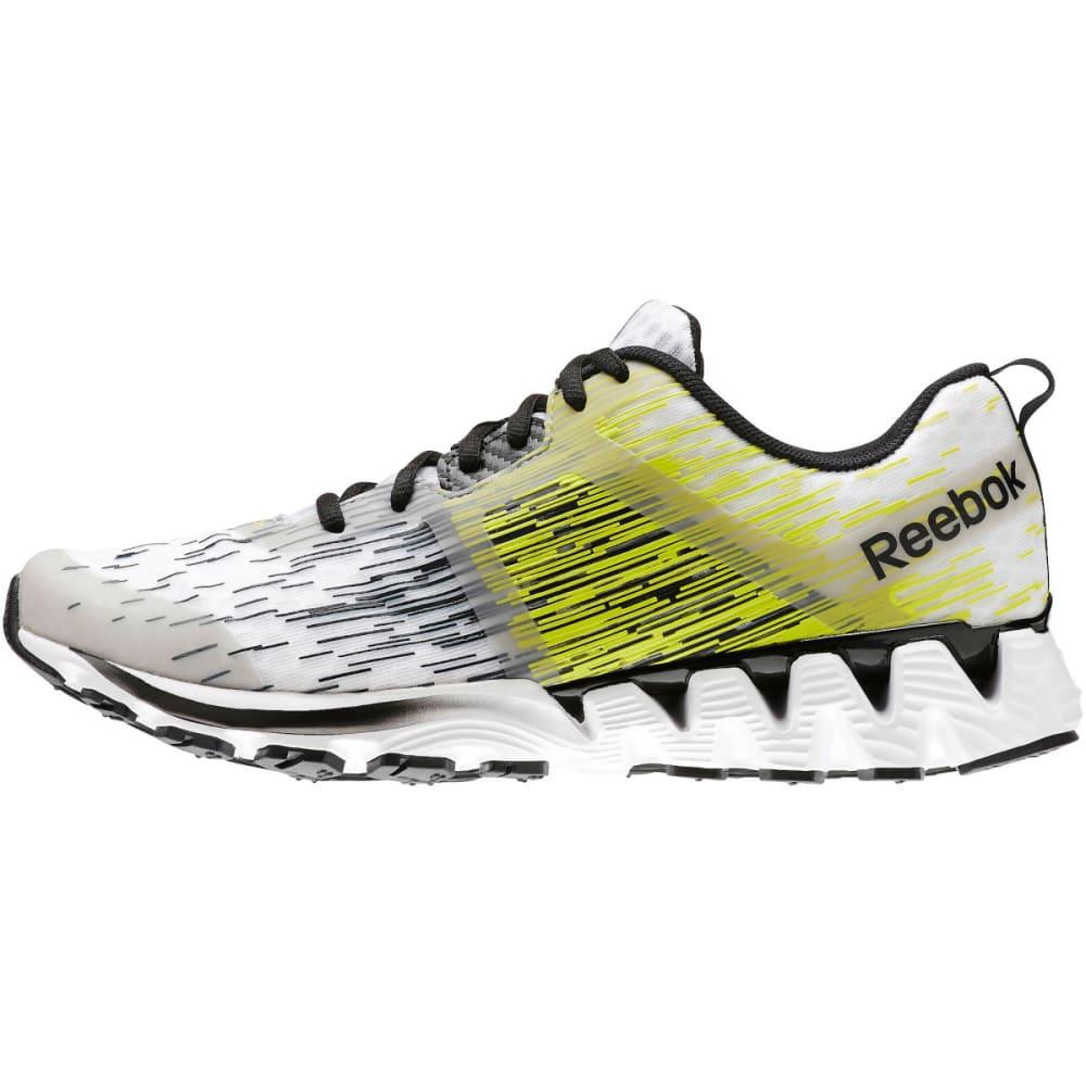 REEBOK Men's Zigkick Force Sneakers - WHITE