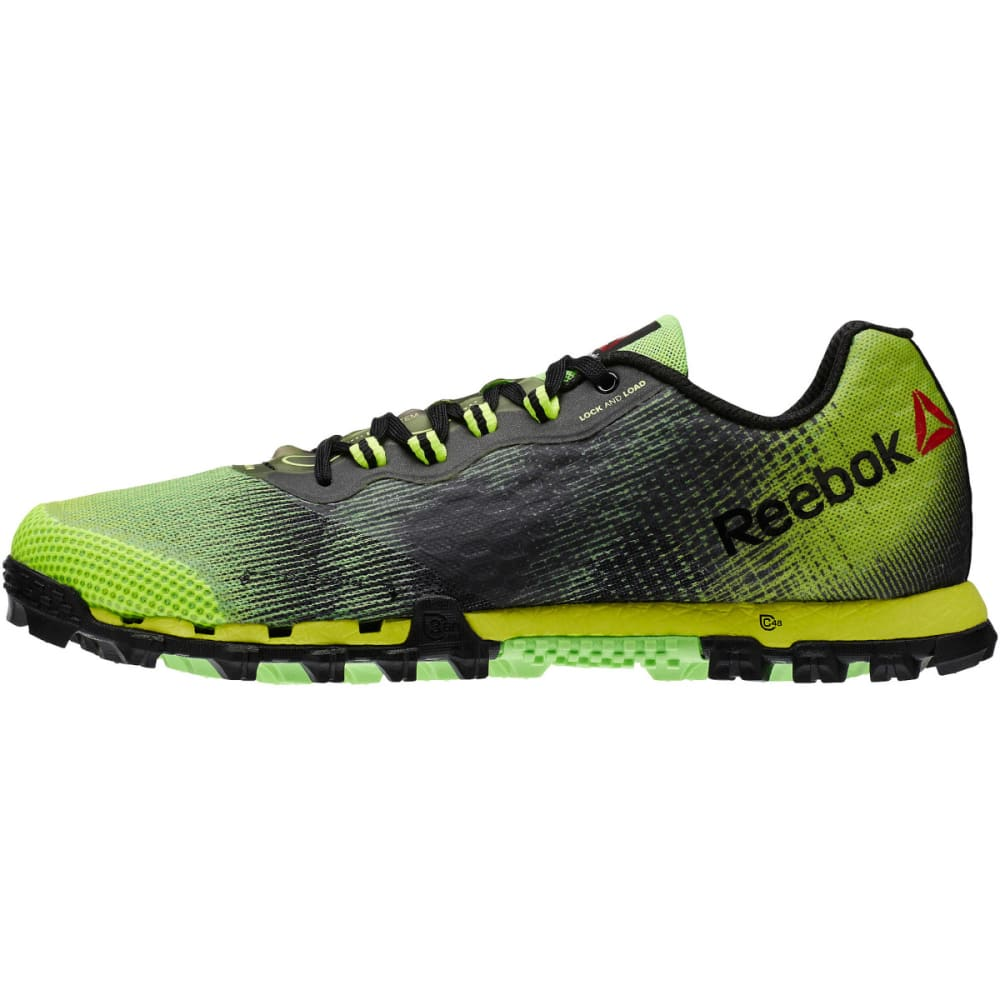 REEBOK Men's All Terrain Super 2.0 - SOLAR YELLOW