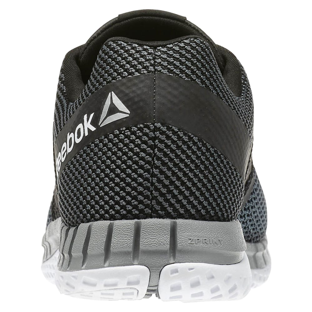 REEBOK Men's ZPrint Run Running Shoes - BLACK