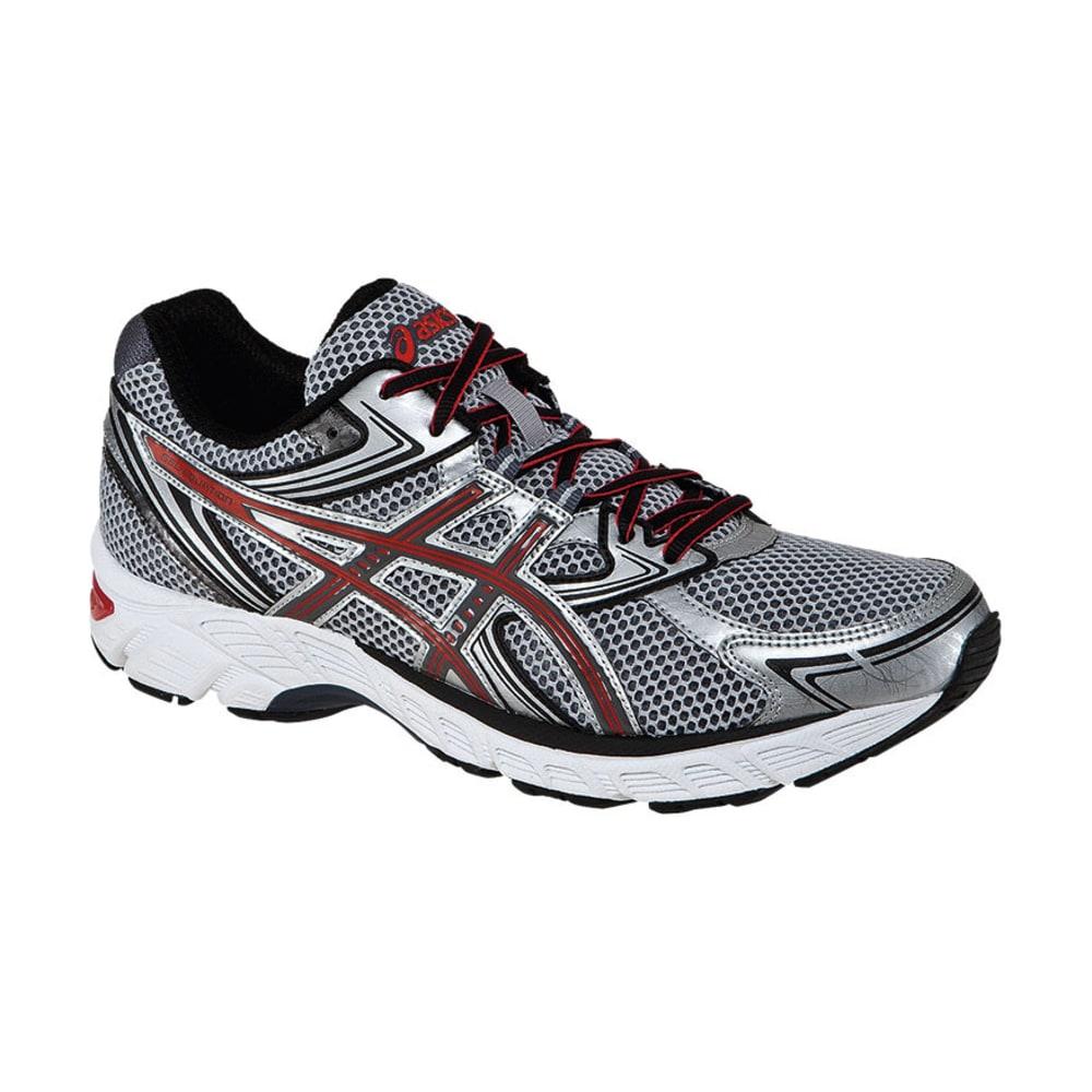 ASICS Men's GEL-Equation 7 Shoes, Wide Width 4E - LIGHTNING/ONYX/RED