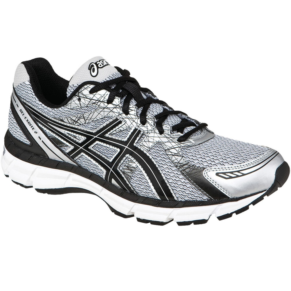 ASICS Men's GEL-Excite 2 Running Shoes, Wide Width - WHITE