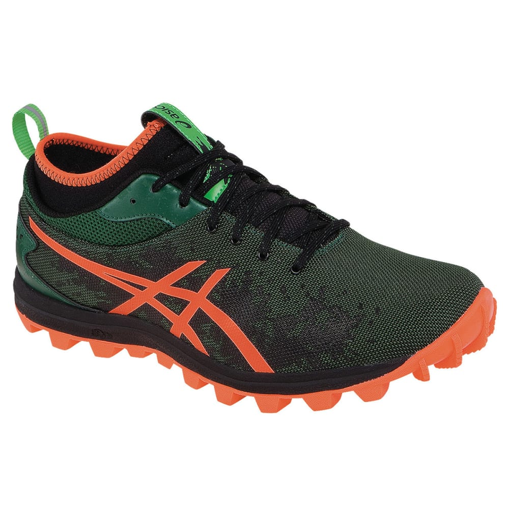ASICS Men's Gel-FujiRunnegade Running Shoes - DARK GREEN