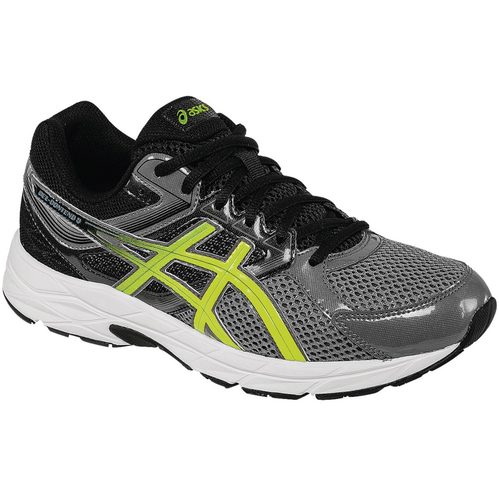 ASICS Men's Gel-Contend 3 Running Sneakers, Wide Width  - CARBON