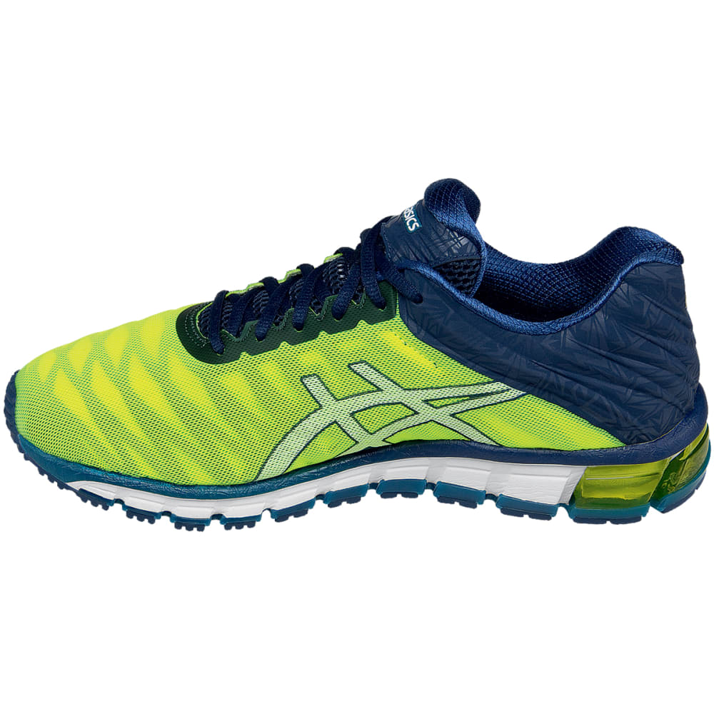 ASICS Men's Gel-Quantum 180 Running Shoes - YELLOW