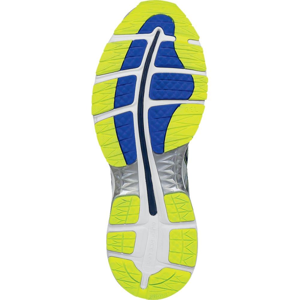 ASICS Men's GEL-Nimbus 18 Running Shoes - SILVER