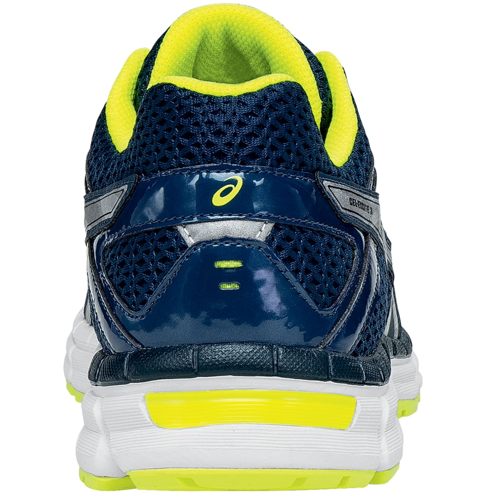 ASICS Men's Gel-Excite 3 Running Shoes - BLUE